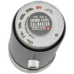 Schallpegel-Kalibrator