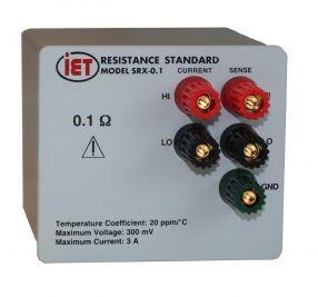SRAC-Standardwiderstände zur Verwendung bei Wechselstrom
