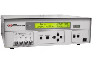 Präzisions-LCR-Messgerät der Serie 1900