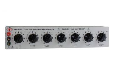 HPRS-F-7-0.001 Hochleistungsdekade-Widerstandskasten