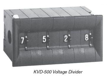 KVD-500 Kelvin-Varley Spannungsteiler