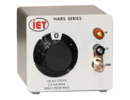 HRRS-Q-1-1G Hochwiderstandsdekade