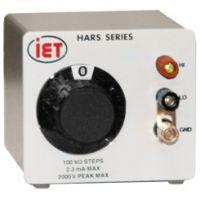 HRRS-B-1-100G-5KV Hochwiderstands-Dekadenkasten