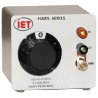 HRRS-F-1-100G-5KV Hochwiderstands-Dekaden-Box