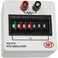 RS-RTD Widerstand RTD Simulator