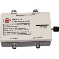 HACS-Z-1pF Trimmer reduziert die Auflösung auf weniger als 1 pF